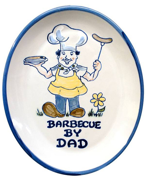 Personalized Barbecue Platter, Personalized BBQ Platter, BBQ Gifts