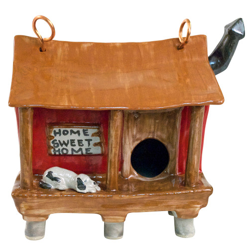 "7.5"" Cabin House (Country Shack), The Jon Carloftis Collection"