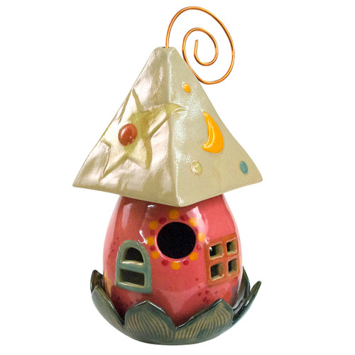 "11.5"" Komen Cottage Birdhouse (2010)"