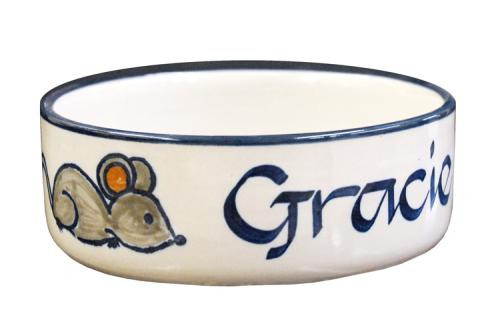 """6"""" Pet Bowl with Mouse"""
