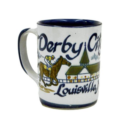 Derby City USA mug