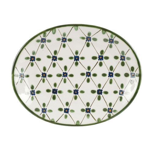 French Country Oval Platter