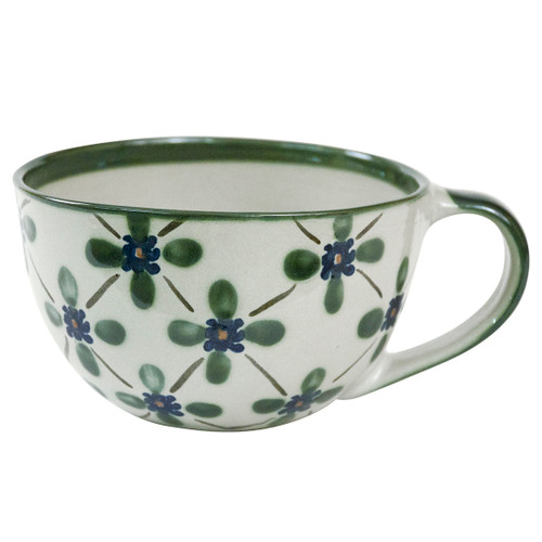 16 oz Bowl with Handle in French Country