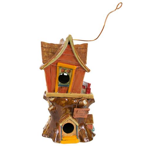 "12"" Treehouse Birdhouse"