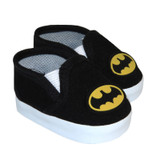 J41.  Black Batman Shoes