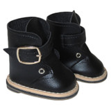 K46.  Black Marten Boots
