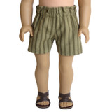 Shorts for American Girl dolls.