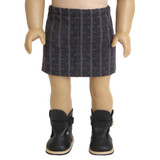 18 inch AG doll skirt.