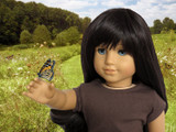 Nature and the American Girl Doll