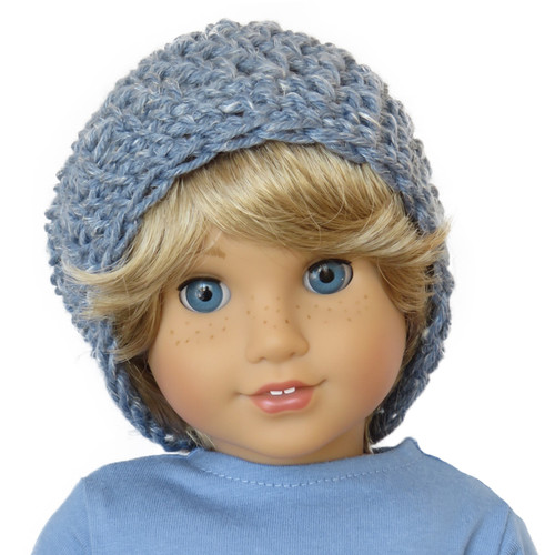 American Girl or boy doll slouch hat