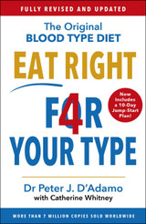 Blood Type Diet Intro Pack