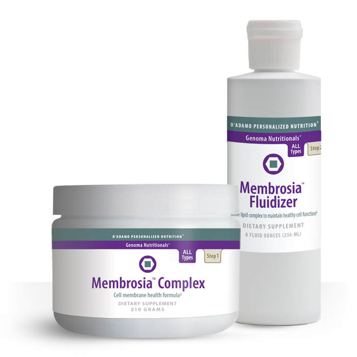 Membrosia  Dietary Supplement System