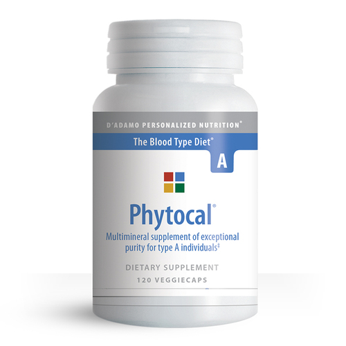 Phytocal A Dietary Supplement 120 Capsules
