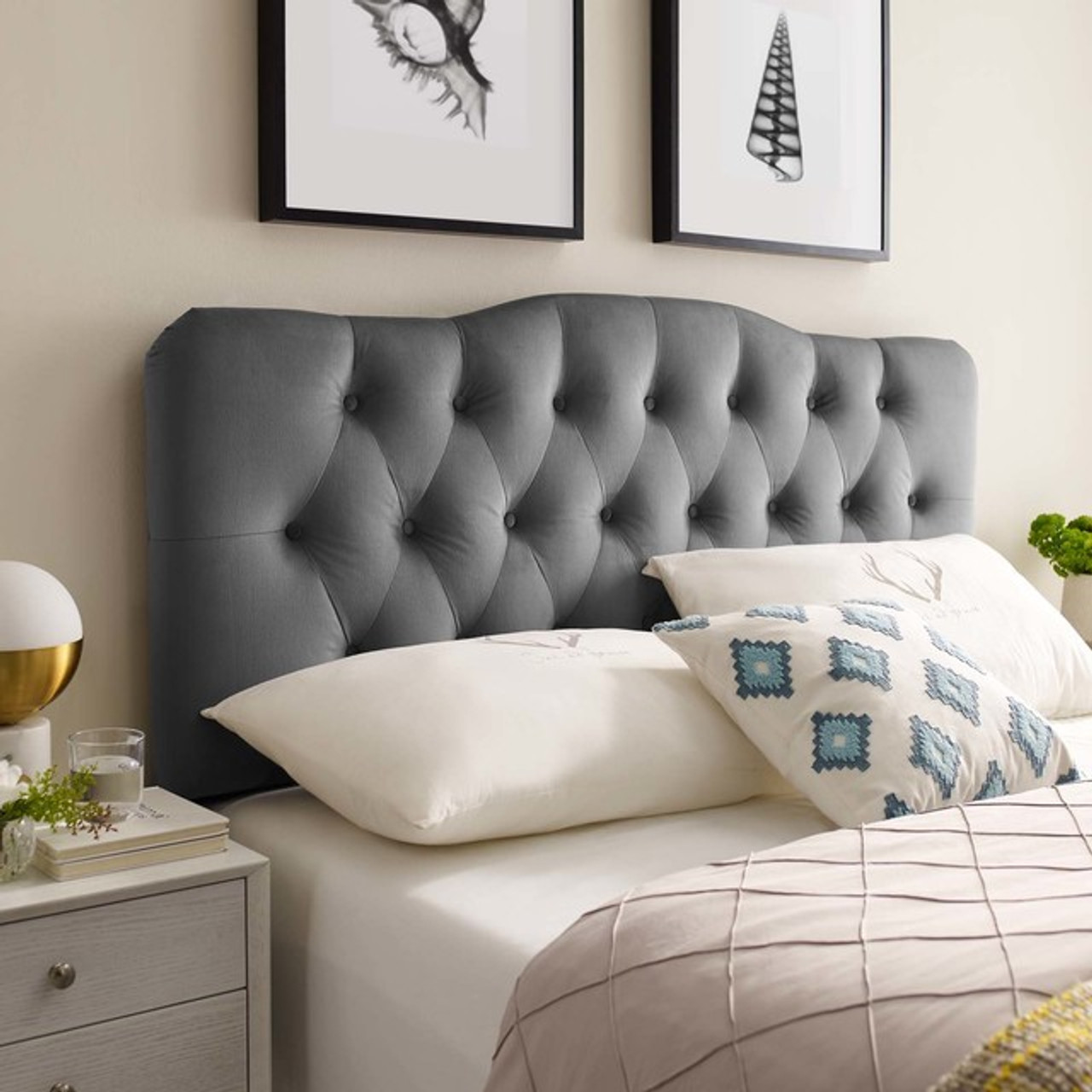 Twin Headboards Upholstered