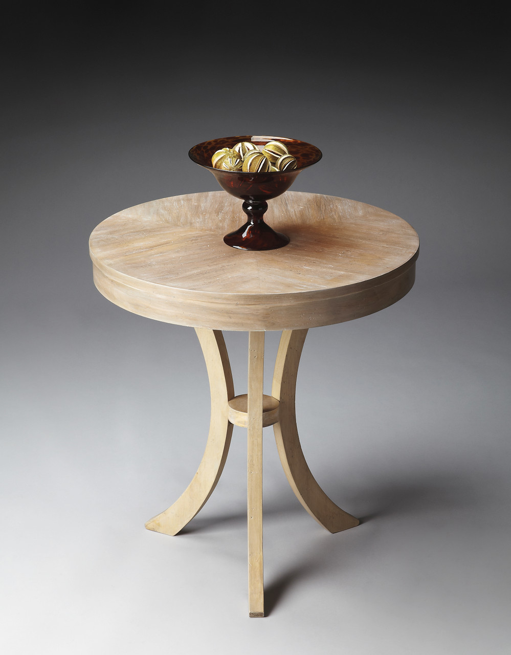 Picture of: Butler Gerard Driftwood Side Table Furniture East Inc