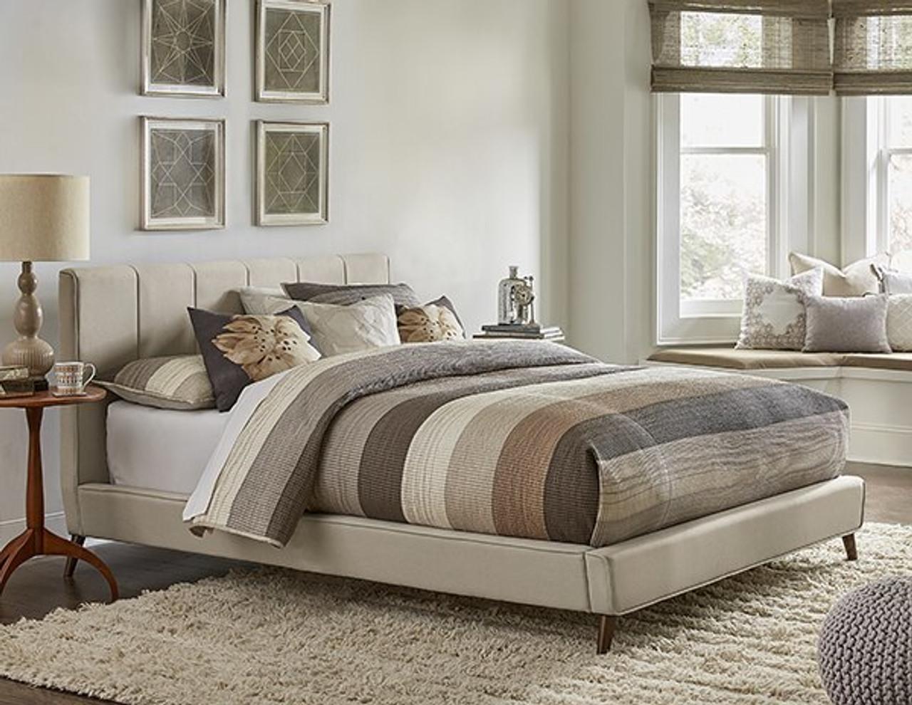 King Beds Upholstered