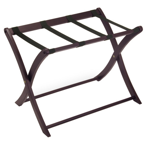 Scarlett Luggage Rack Espresso Finish