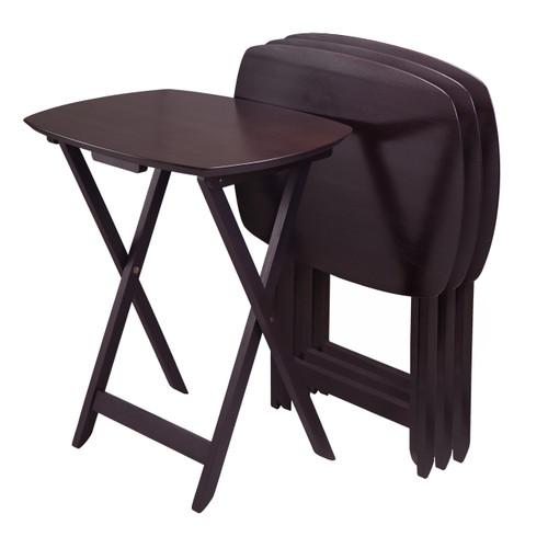Chandler Set of 4 Single Snack Tables