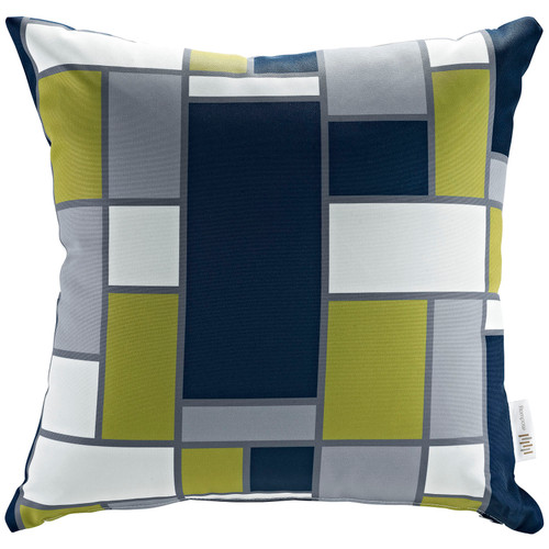 Modway Outdoor Patio Single Pillow Rectangle EEI-2156-REC
