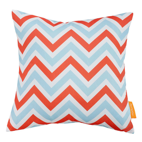 Modway Outdoor Patio Single Pillow Zig-Zag EEI-2156-ZIG