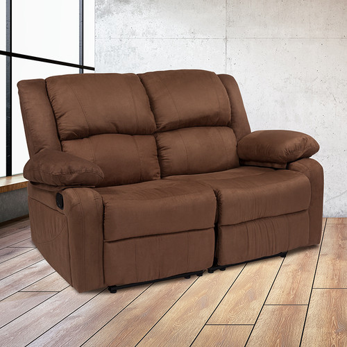 Contemporary Style Loveseat