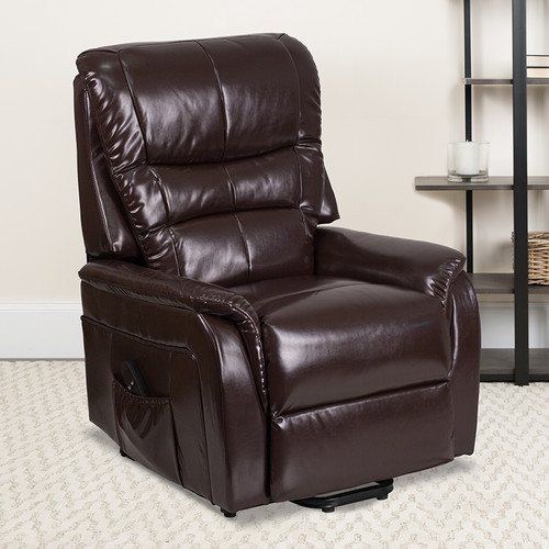 Contemporary Style Lift Assist Chair