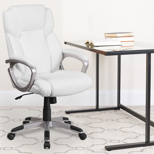 Contemporary Adjustable Executive Office Chair