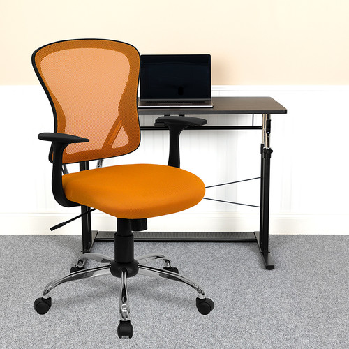 Modern Colorful Task Office Chair