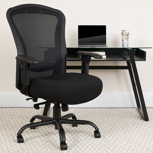 Contemporary 24/7 Multi-Shift Use Office Chair