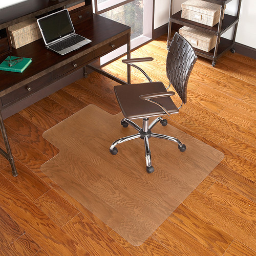 Clear Vinyl Chair Mat for Office Chairs