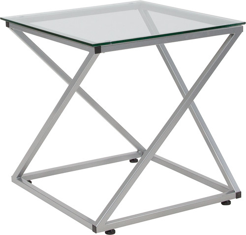 Contemporary Style End Table