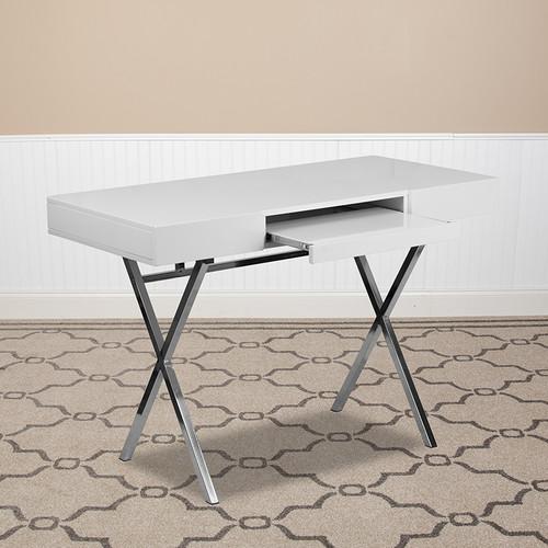 Contemporary Style Computer Desk