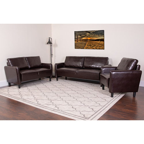 Chair, Loveseat and Sofa Set