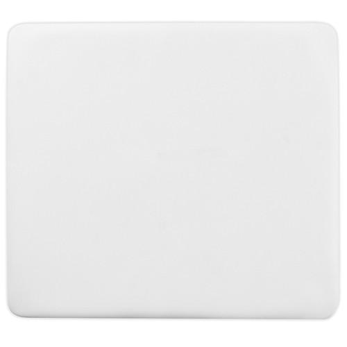 White Vinyl Padded Seat
