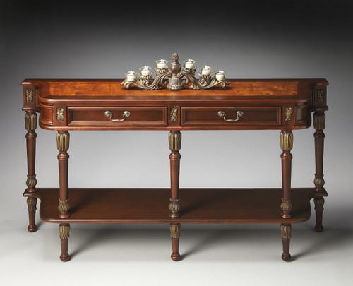 Butler Merrion Plantation Cherry Console Table