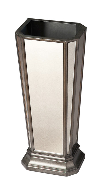 Butler Celeste Mirrored Umbrella Stand