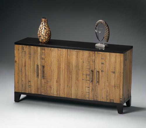 Butler Leopold Modern Rustic Sideboard
