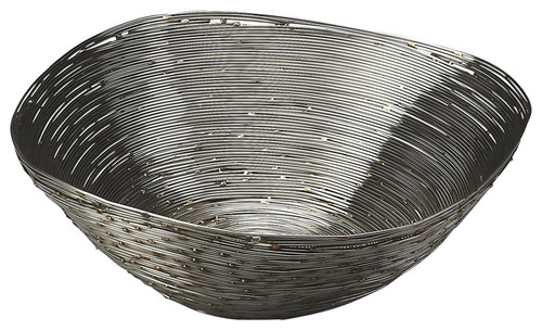Butler Live Wire Metal Decorative Bowl