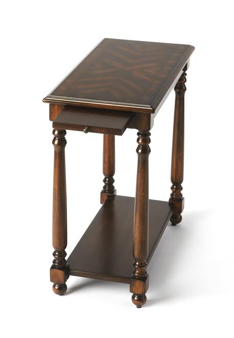 Butler Devane Plantation Cherry Chairside Table