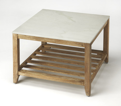 Butler Brayden Marble Bunching Coffee Table