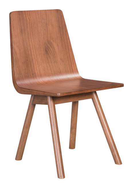 Audrey Dining Chair Walnut Set of Two