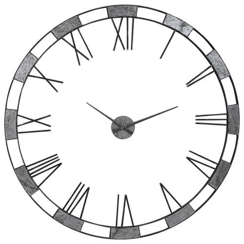 Uttermost Alistair Modern Wall Clock