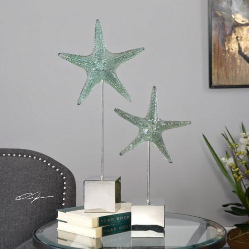 Uttermost Starfish Sculpture S/2