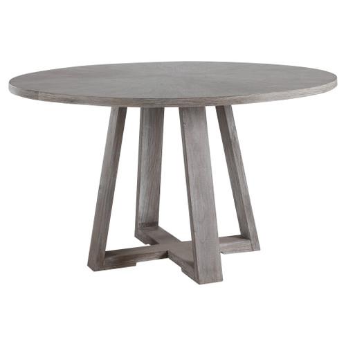 Uttermost Gidran Gray Dining Table