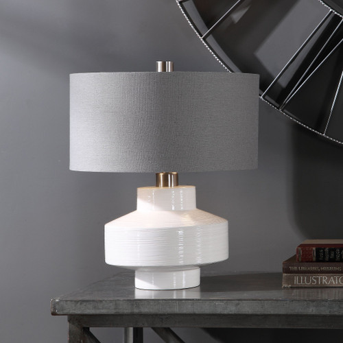 Uttermost Crosby Mid-Century Table Lamp