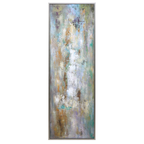Uttermost Enigma Hand Painted Abstract Art