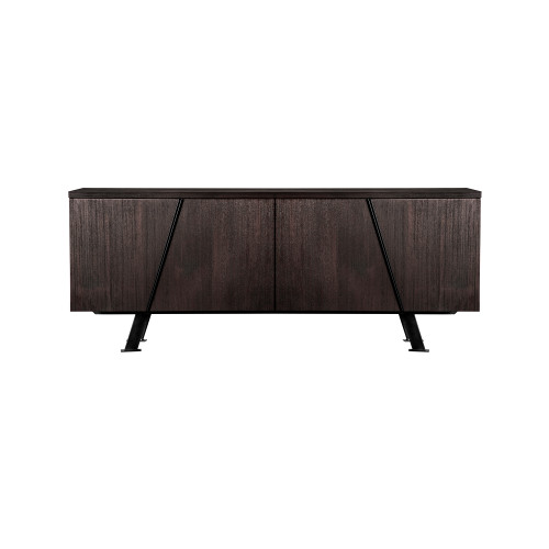 Pirate Brown Acacia Sideboard Cabinet