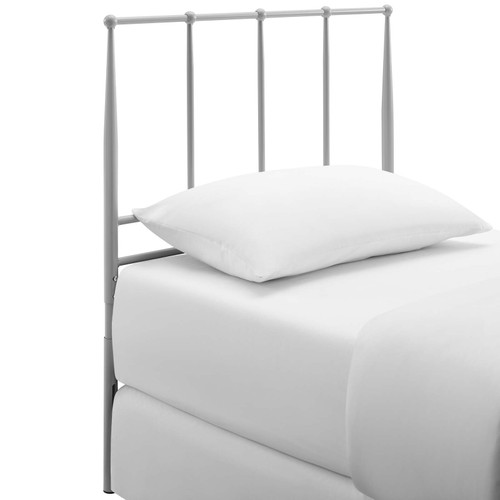 Kiana  Metal Stainless Steel Headboard