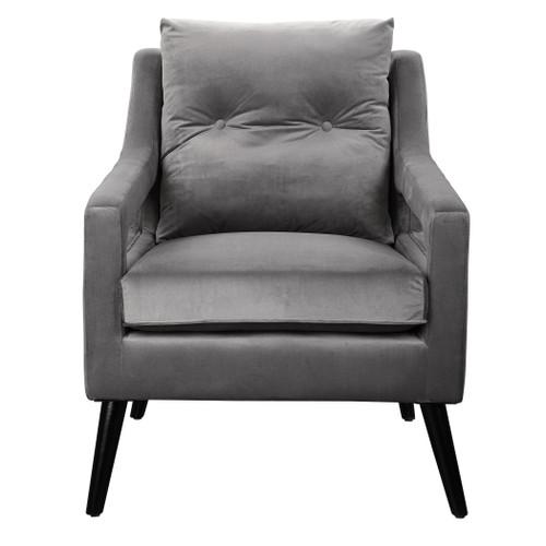 Uttermost O'Brien Gray Armchair