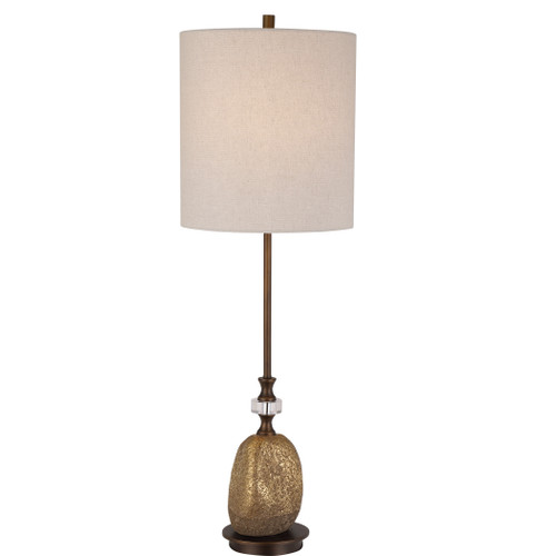 Uttermost Aurum Gold Buffet Lamp